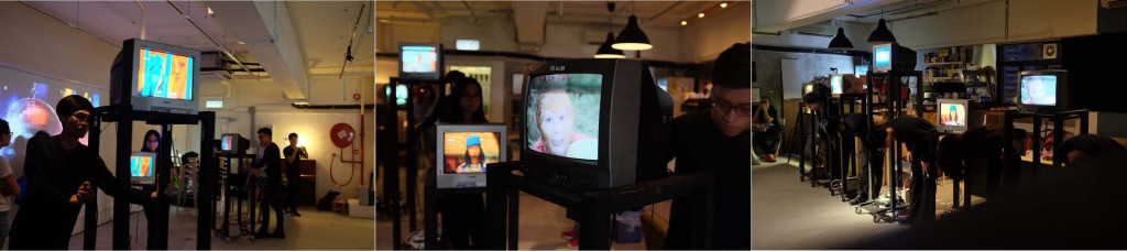 Bill Tam and his team: Moving Moving-Image per Journey to the West at FP 2015.08.15-16
