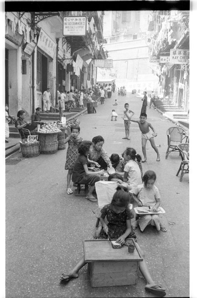 Image courtesy of Nick Howard (1950s HK)